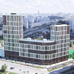 ЖК Тихомиров Екатеринбург официальный сайт