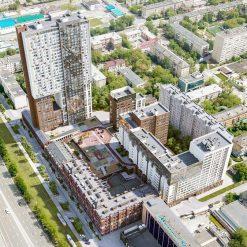 ЖК Мельница Екатеринбург